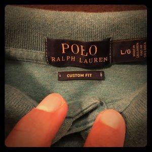 Ralph Lauren Shirts - Men's size: Large Green #Ralphlauren #polo